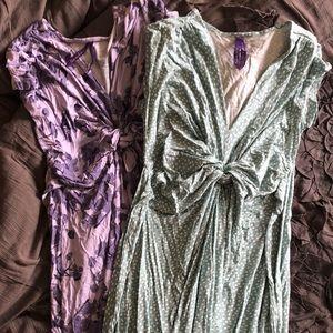 Seraphine Maternity dress bundle